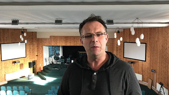 Pastor Dave Jones - Speaker Video