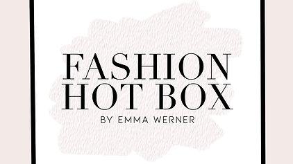 FashionHotBox Logo Animation