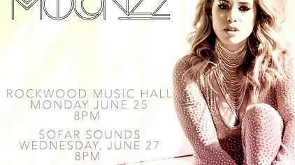 MOONZz June 2018 NYC Show Teaser