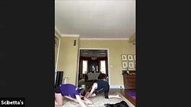Quaranteam Stretching - Coach Jack