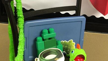 I Spy Something Green