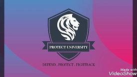 Protect University Level 2 Back Fall