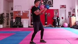 Standup Technique Drill 2