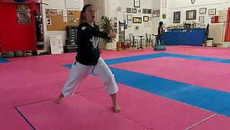 Learn Karate Technique 3