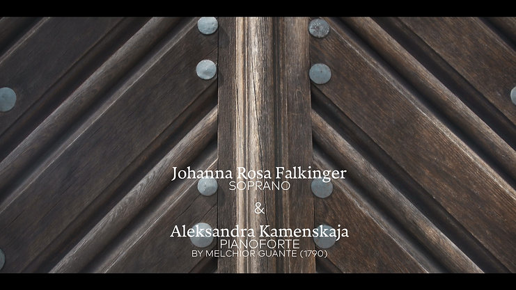 Johanna Rosa Falkinger & Aleksandra Kamenskaja