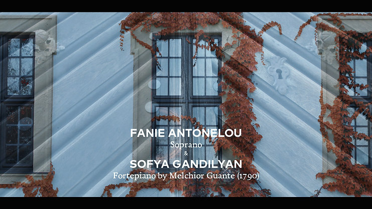 Fanie Antonelou & Sofya Gandilyan