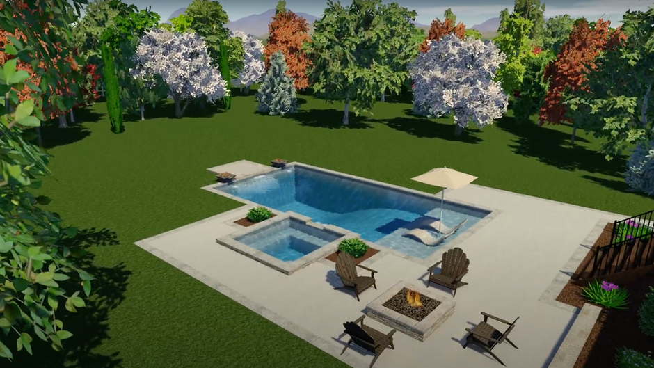 Total Pool + Patio