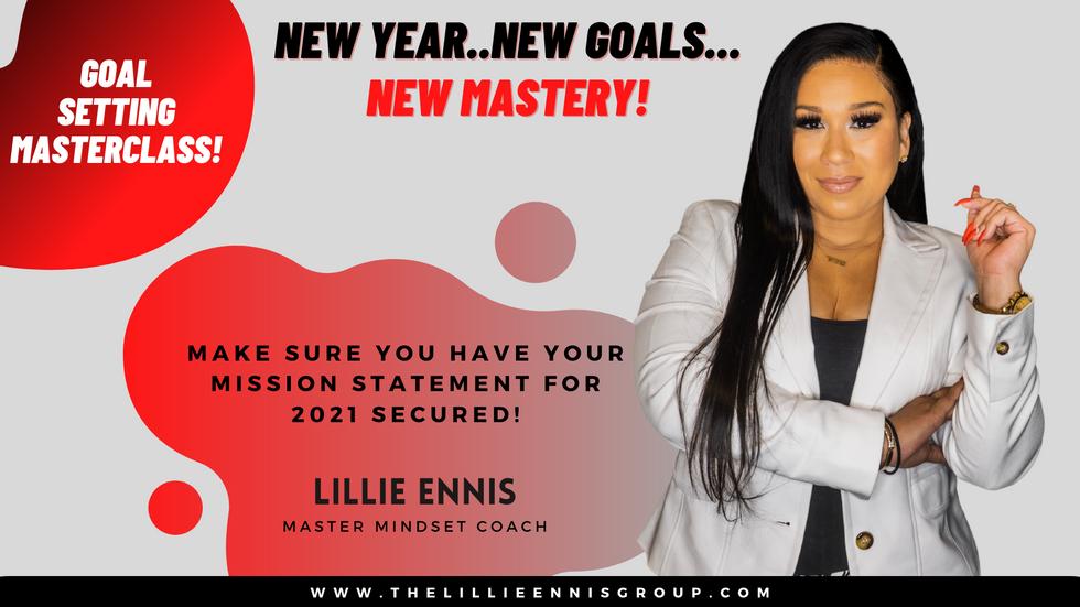 The MasterClass: Goal Setting