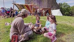 Dunstaffnage Castle & Chapel - Viking Invasion