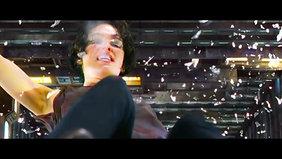 Dredd - Slow Motion Scene