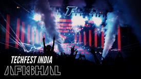 AFISHAL @ TECHFEST INDIA