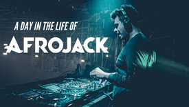 A Day in the Life of Afrojack
