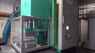 Wax injection molding machine overview
