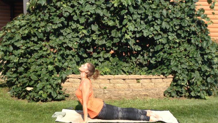 Yoga Videos from Om Sweet Om Yoga LLC