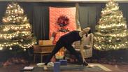 Yoga for Stress Relief and Sleep (includes Yoga Nidra)