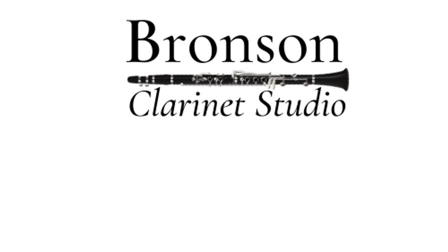 Bronson Clarinet Studio