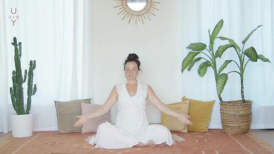 """Liikuv meditatsioon """"Maagiline mantra"""""""