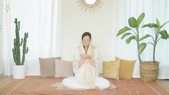 """Meditatsioon """"Kurbuse lahustamine ja imede loomine"""""""