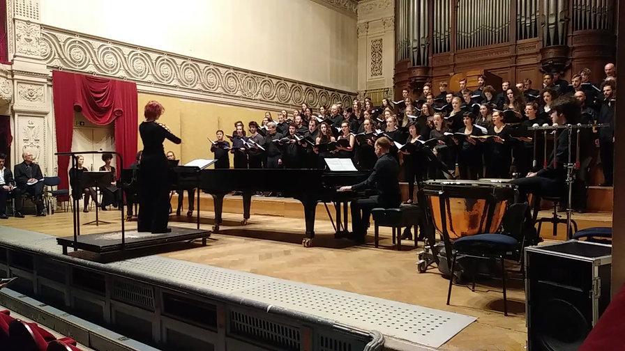 Requiem de Brahms - 1er mouvement