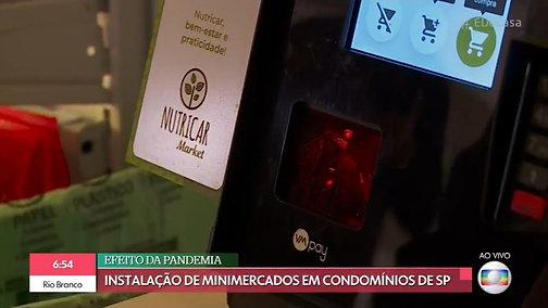 Nutricar Brasil e VMpay na Redeglobo