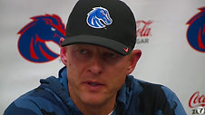 Wyoming @ Boise State | HC Harsin's Post-game Press Conference Clip | November 9, 2019
