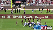 Boise State @ Florida State | 5 Field Goals | Aired on ESPN on August 31, 2019