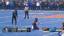 Wyoming @ Boise State | 40-yard & 28-yard Overtime Field Goals | November 9, 2019