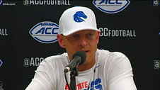 Boise State @ Florida State | HC Harsin's Post-game Press Conference Clip | August 31, 2019