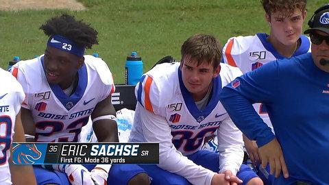 ESPN | Boise State @ Florida State | Eric Sachse Segment | 8-31-2019