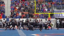 Mountain West Championship | Hawaii @ Boise State | Field Goal | December 7, 2019
