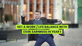 Get a work life balance