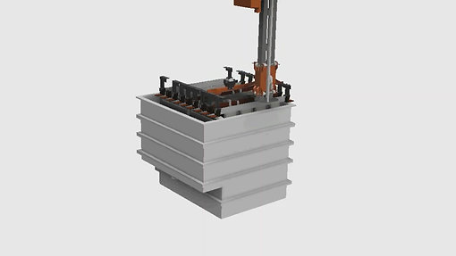 Corrotec Hoist Animation