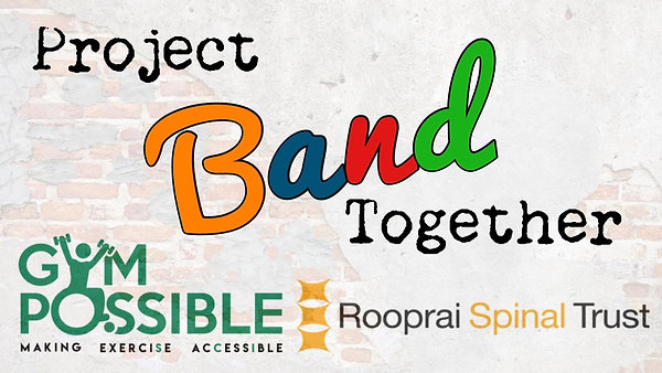 Project Band Together Workout Of The Week