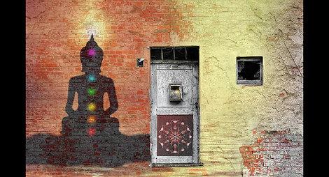 Méditation nature et chakras