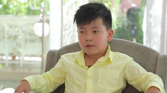 Максим, 7 лет - будущий бизнесмен.
