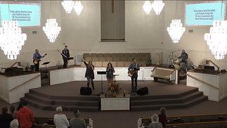 FBC Morning Worship 10-4-20