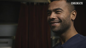 Chelsea FC legend Ashley Cole surprises fans in Austin, TX