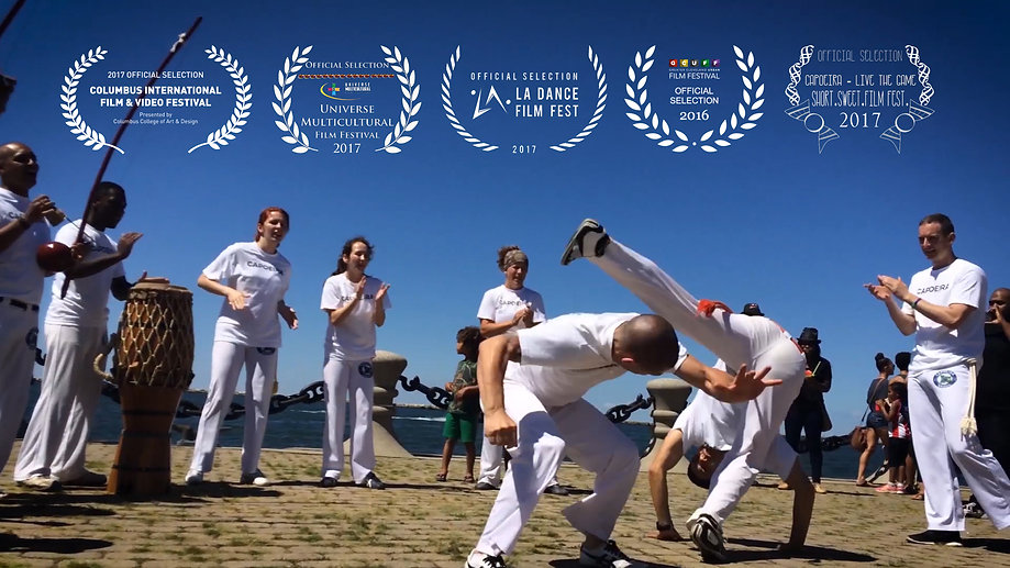 Capoeira Live the Game