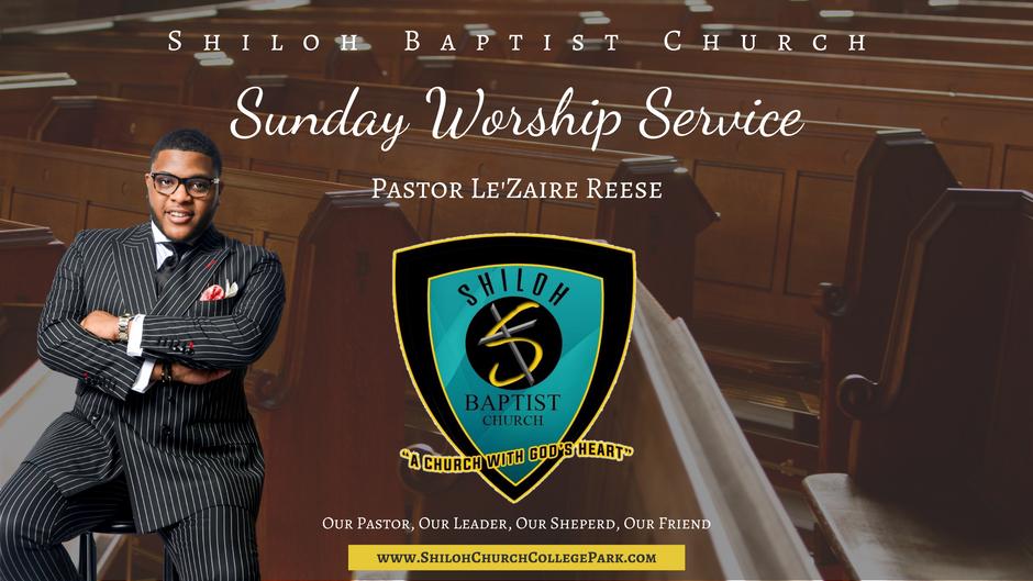 Shiloh Baptist Church: September 20, 2020