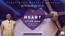 Early Rose: September 20, 2020