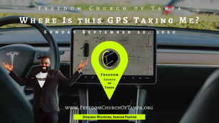 Freedom Church of Tampa: September 20, 2020