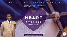 Early Rose: August 30, 2020