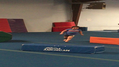 Special Needs Gymnastics