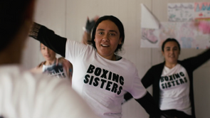 BOXING SISTERS SIZZLE