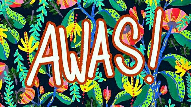 AWAS! – Trailer