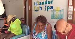 Islander Fish Spa Cozumel