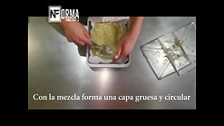 Pizza Keto NFORMA (Sub)