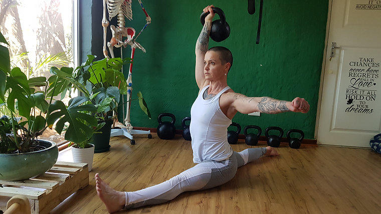 Strength and Conditioning for Asana