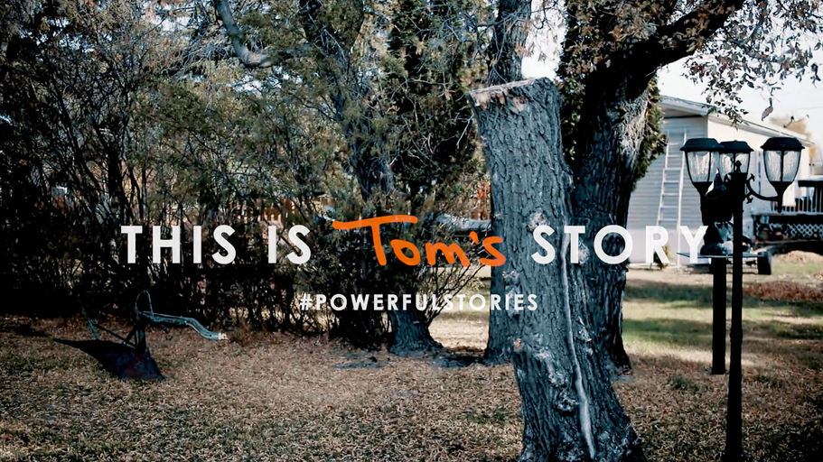 SaskPower - Powerful Stories (Tom)