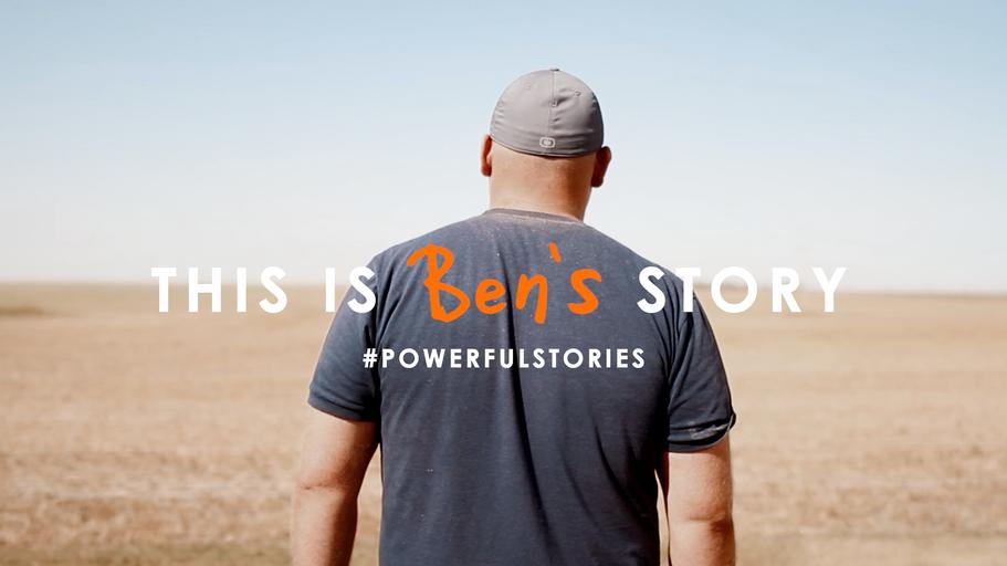 SaskPower - Powerful Stories (Ben)